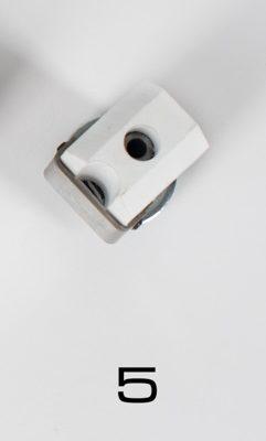 Насадка ручного сварочного экструдера
