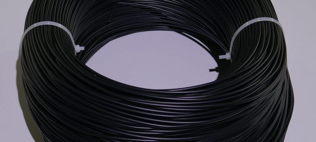 ПНД пруток 4 мм. черный